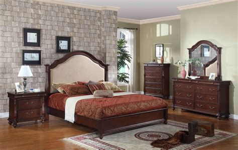 bedroom set solid wood solid wood king bedroom sets bisini new product wood