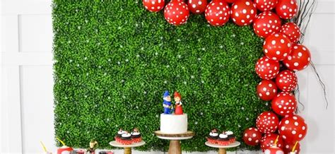 karas party ideas sherlock gnomes garden party diy mushroom stool karas party ideas