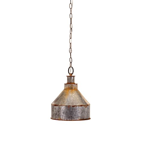 Galvanized Pendant Light Rogers Grey One Light Galvanized Pendant Light Imax Bell Urn Pendant Lighting Ceiling Ligh
