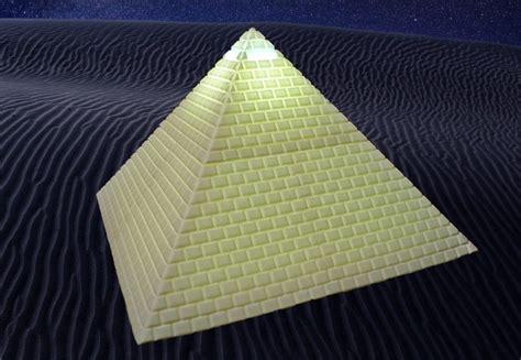 printable model great pyramid  giza cgtrader