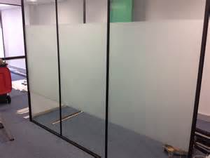 Window frosted glass film for privacy self decorative film window