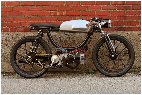 Mofa Puch by Revdub S Puch Moped General Pipeburn