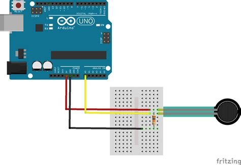 sensitive resistor with arduino sensitive resistor exle arduino learning