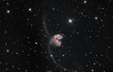 antennae galaxy