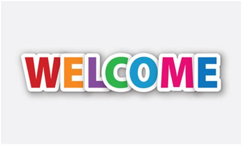 design banner welcome welcome banner designs pictures to pin on pinterest