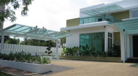 home exterior design malaysia exterior glass glass malaysia glass renovation idea