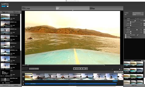 how to use gopro studio templates editing with a gopro blank template mental ward design