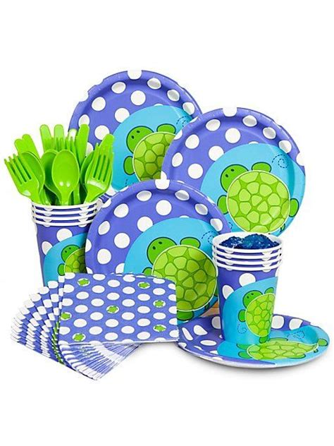 Turtle Themed Birthday Supplies by 17 Best Ideas About Turtle On