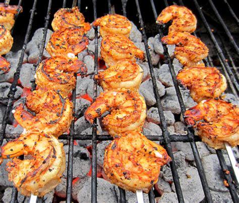 grilled shrimp marinade lemon