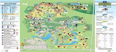 map of oregon zoo washington zoo map