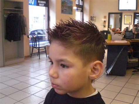 jungen haare schneiden