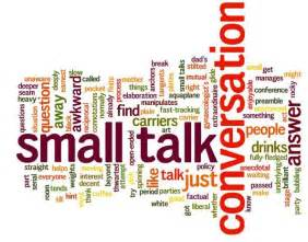images small talk: as part of small talk month charlotte ellis shares her thoughts on