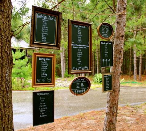 chalkboard paint exterior use 292 best images about outdoor backyard wedding ideas on