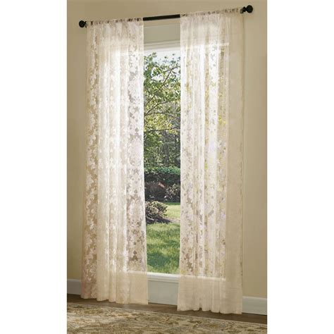 ivory curtain ivory sheer curtains 28 images ivory sheer scarf