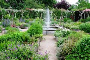 garden of gardening a beautiful garden is a work of