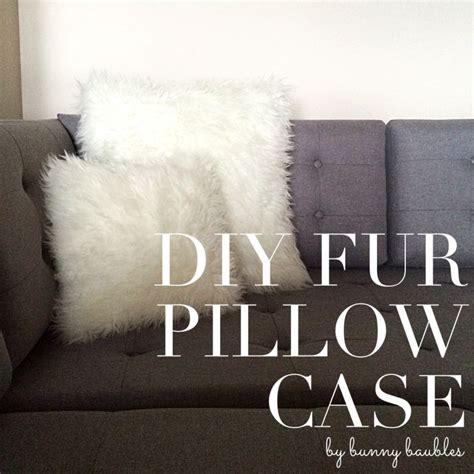 best 25 faux fur pillows ideas on fluffy