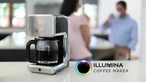Illumina Coffee Maker   Russell Hobbs   YouTube