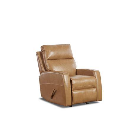 comfort funiture comfort design clp241h rc davion leather reclining chair