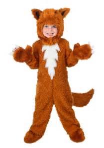 toddler fox costume