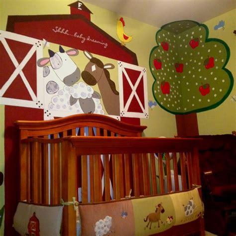 Farm Animal Nursery Decor Animal Themed Nursery Ideas Search Baby Ideas Farm Animal Nursery
