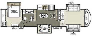 Front Living Room 5th Wheel Floor Plans by Floor Plans With Rear Living 5th Trend Home Design And Decor