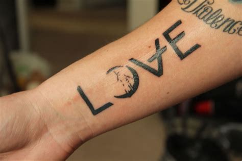 50 great all time favorite love tattoos for both men and women