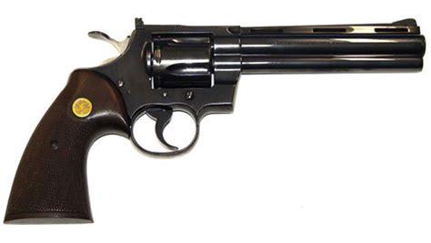 American Rifleman   Colt Python