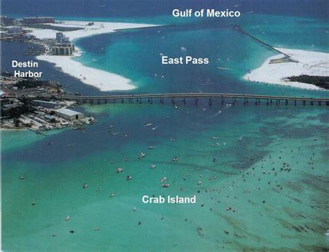 public boat launch near destin fl 14 best crab island in destin florida images on pinterest