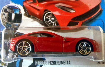 Hotwhells F12 Berlinetta Hw Showroom 1 f12 berlinetta model cars hobbydb