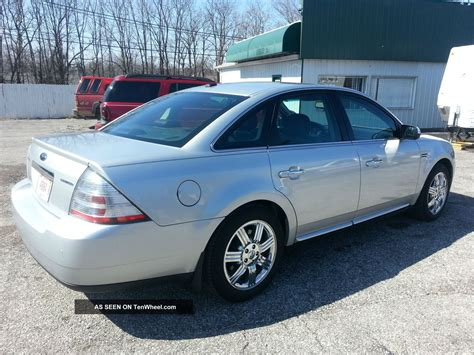 ford taurus 2009 2009 ford taurus limited sedan 4 door 3 5l