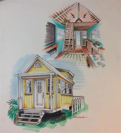 rendering via ta bay tiny homes american home