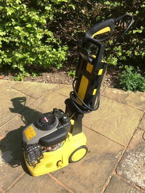 karcher  gs petrol pressure washer  gloucester gloucestershire gumtree