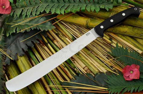 bark river knives golok fixed 11 25 quot a2 tool steel blade