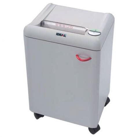 Ideal 8280cc Mesin Penghancur Kertas Laminating Hitung Uang Jilid Fax jual mesin penghancur kertas paper shredder ideal 2360 harga murah toko distributor