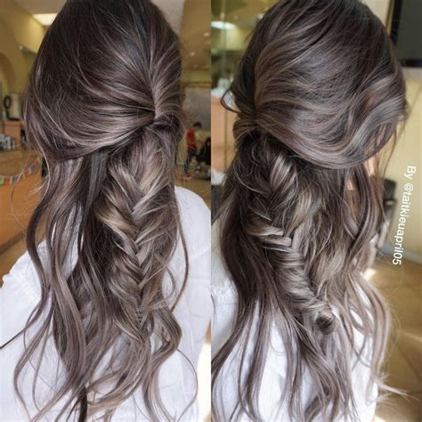 silver brown hair 25 best ideas about grey brown hair on pinterest ash