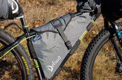 bikepacking frame bags bikepacker