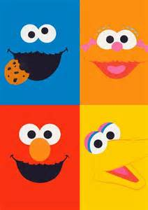 printable pictures of sesame street characters kids
