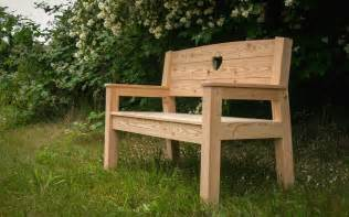 fixias holzbank ohne lehne selber bauen 003755 eine interessante idee f 252 r die gestaltung - Gartenbank Holz