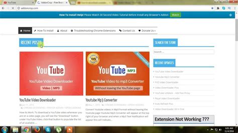 download music from youtube to mp3 google chrome how to download youtube video from google chrome 2016