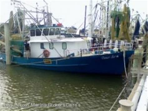 commercial fishing boat and licence for sale nsw the boat brokers qld cairns commercial vessels for