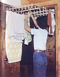 Drying Clothes Inside Without Dryer An Indoor Clothes Drying Rack Do It Yourself