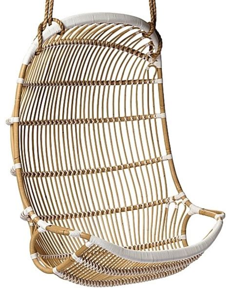 rattan swinging egg chair double hanging rattan egg chair contemporary hammocks