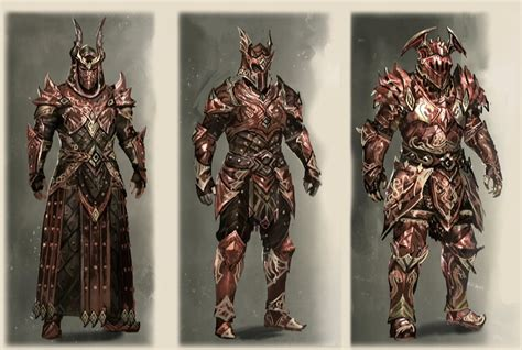 Is There Any Light Armor Sets That Looks Like Heavy Armor