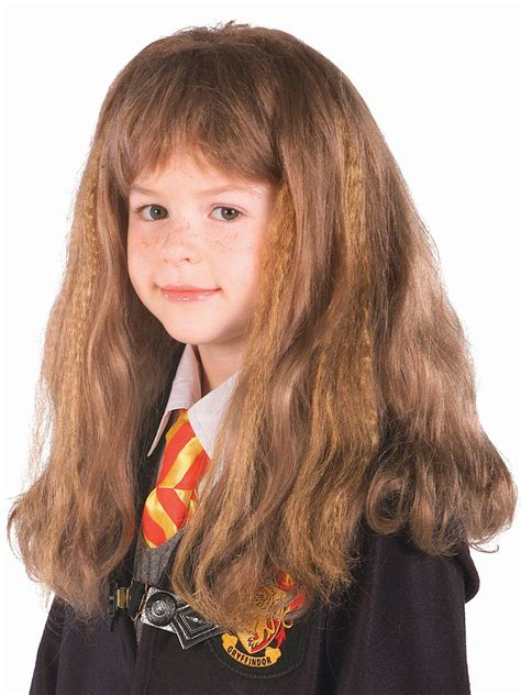 Hermione Granger Accessories by Harry Potter Hermione Granger Wig For Children Costume