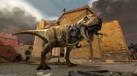 Dino Tirex dino d day dinosaurs exist and the them