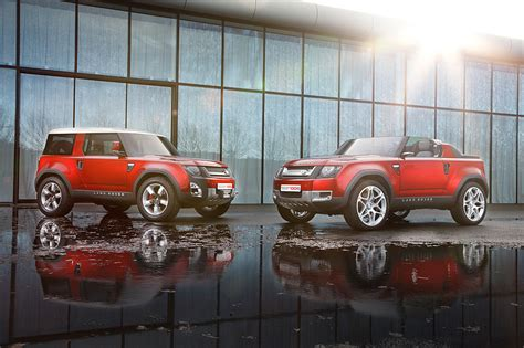 new land rover defender concept land rover next defender will bear no resemblance to