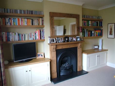 Living Room Alcove Cupboards by Fitted Wardrobe Alcove Cabinets Shelves Carpentry