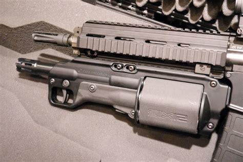 Shotgun Door Breacher by New From Crye Precision 12 Semi Automatic Door