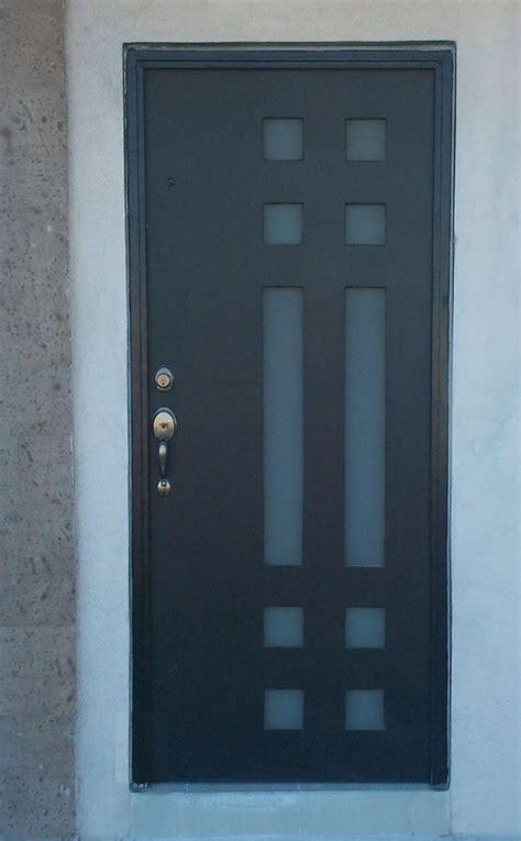 imagenes puertas minimalistas dise 241 os de puertas de herrer 237 a m 225 s modernas y m 225 s hermosas