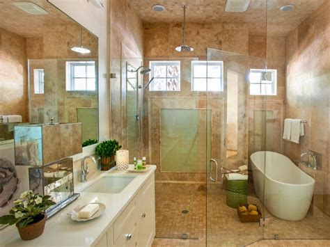 Home Bathtub Spa by Master Bathroom From Hgtv Smart Home 2013 Hgtv Smart